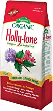 Espoma Holly-Tone Plant Food, Natural & Organic Fertilizer for Acid-Loving Plants, 4 lb, Pack of 2