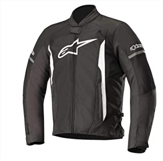 Alpinestars 2808 T-Faster Air Jacket (Black and White, M)