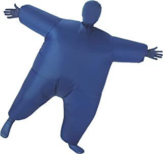 Rubie's Child's Inflatable Full Body Suit Costume, Blue, Model:640475