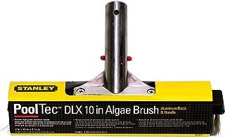 """Stanley 20877 10"""" Aluminum-Back Algae Brush w/Stainless Steel Bristles"""