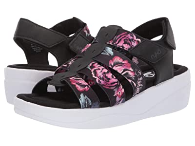 Ryka Aloha (Black Multi) Women