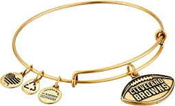 NFL Cleveland Browns Football Bangle