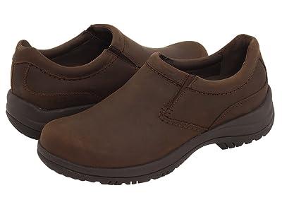 Dansko Wynn (Brown Distressed Leather) Men