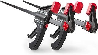 TEKTON 30 Inch Ratchet Bar Clamp / 36 Inch Spreader Set, 2-Piece   CLP51530