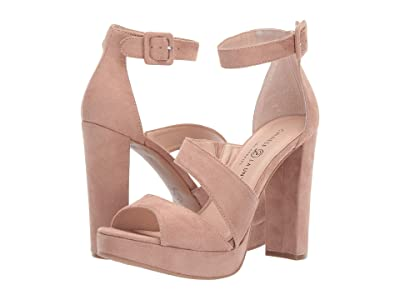 Chinese Laundry Riddle (Dark Nude) High Heels