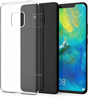Huawei Mate 20 Pro (6.39) TPU Silicone Soft Thin Back Case Cover For Huawei Mate 20 Pro Clear Cover