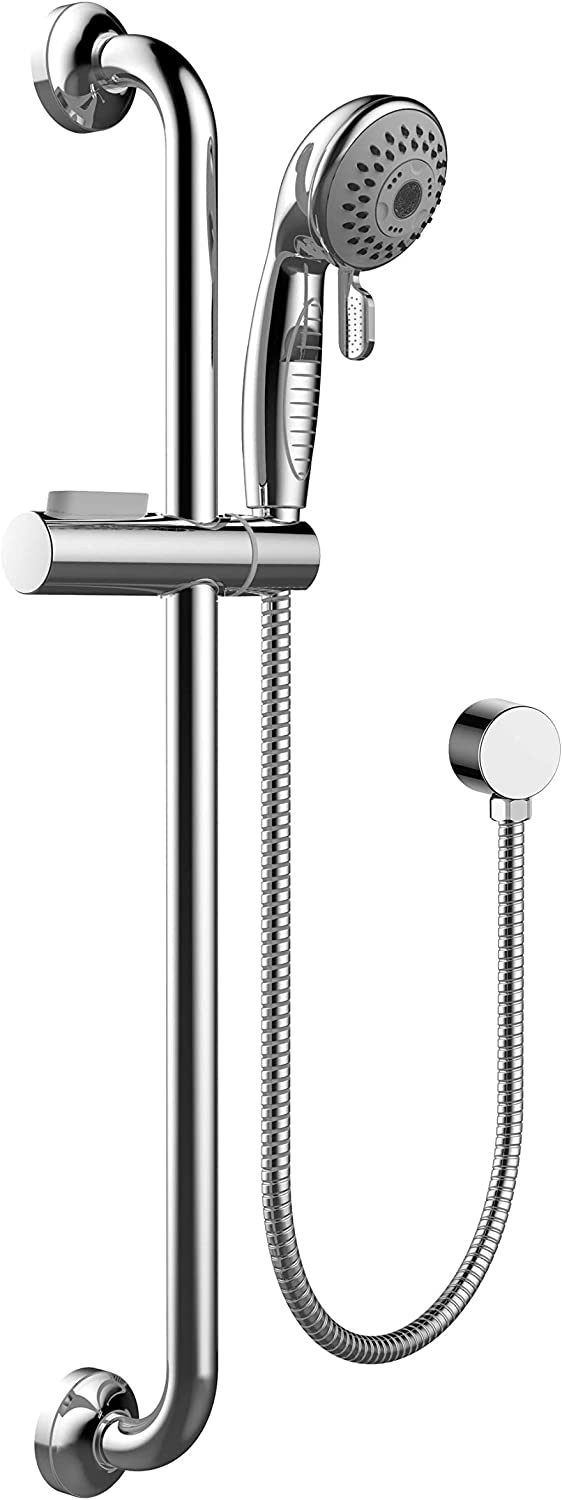 Evacare Shower Grab Rail Riser Kit