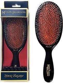 Mason Pearson 28cm Popular Pure Bristle & Nylon Brush Dark