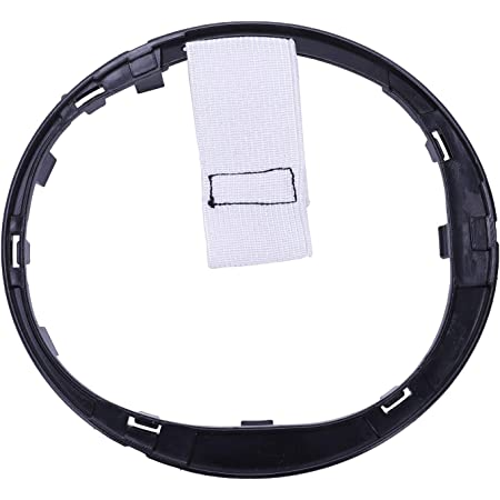 Kkmoon Auto Schaltknauf Manschette Ring 71775051 Ring Getriebe Stick Hebelmanschette Haltering Laschen Für Fiat 500 500c Auto