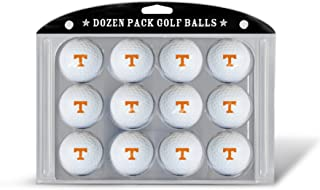 Team Golf NCAA Dozen Regulation Size Golf Balls, 12 Pack, Full Color Durable Team Imprint