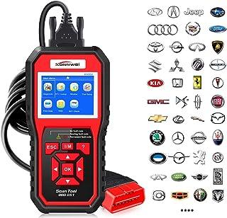 KONNWEI KW850 Professional OBD2 Scanner Auto Code Reader Diagnostic Check Engine Light Scan Tool for OBD