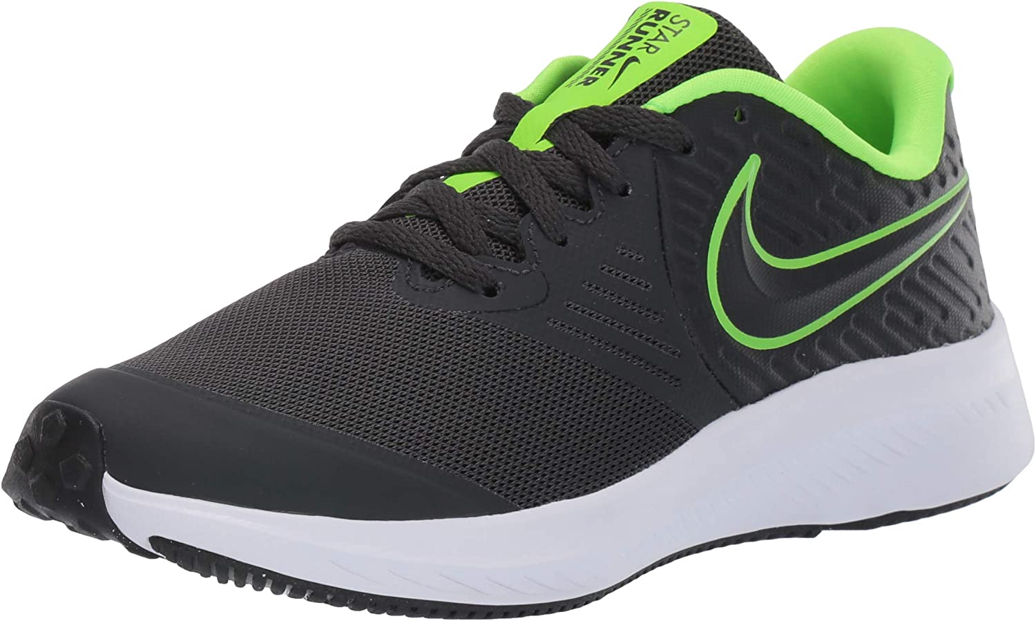 Large special price !! Free shipping New Nike Unisex-Child Star Runner GS Sneaker 2