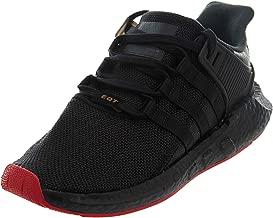 adidas Men's EQT Support 93/17 Originals Running Shoe 10.5 Black