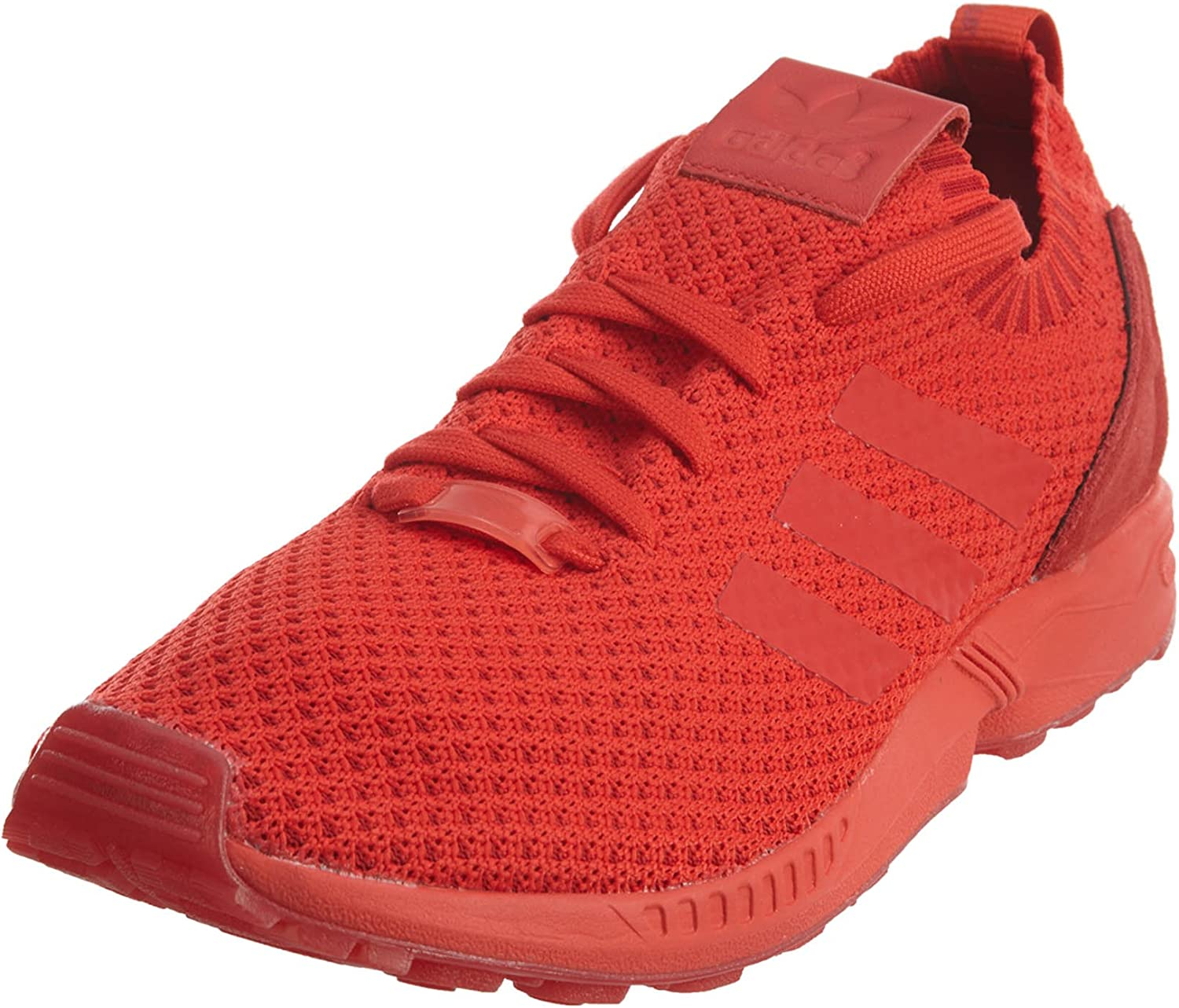 Adidas Zx Flux Pk Mens Style  S76497Red Red Size  13 M US