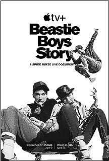 HZLYCH Canvas Wall Art Art Beastie Boys Story Movie Poster En Prints Slaapkamer Decoratie Woonkamer Decor Schilderen-50x75...