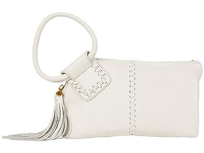 Hobo Sable (Powder White) Clutch Handbags