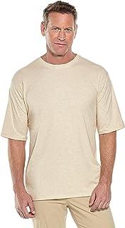 Coolibar UPF 50+ Men's Short Sleeve Everyday T-Shirt - Sun Protective