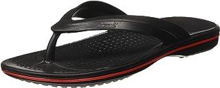 Paragon Men's Black-Red Flip-Flops-10 UK/India (45 EU) (A1EV1129GBKR00010G139)