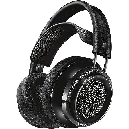 フィリップス Fidelio 開放型ヘッドフォン ブラック X2HR [並行輸入品]