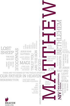 NIV Gospel of Matthew (New International Version) (English Edition)