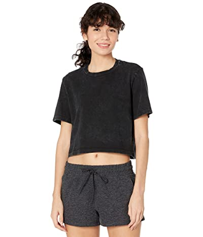 Beyond Yoga Stay In Oversized Cropped Tee