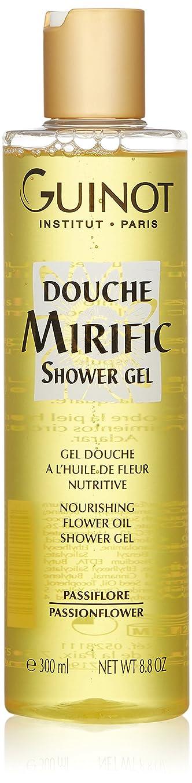 バイバイラオス人平和的ギノー Mirific Nourishing Flower Oil Shower Gel 300ml/8.8oz並行輸入品