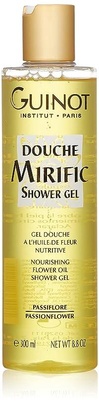 気付く見える川ギノー Mirific Nourishing Flower Oil Shower Gel 300ml/8.8oz並行輸入品