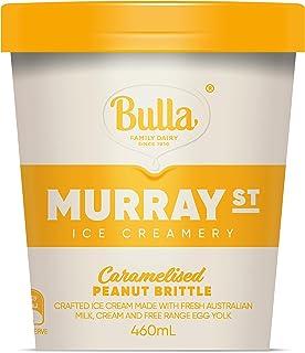 Bulla Murray Street Pint - Caramel Peanut, 460 ml - Frozen