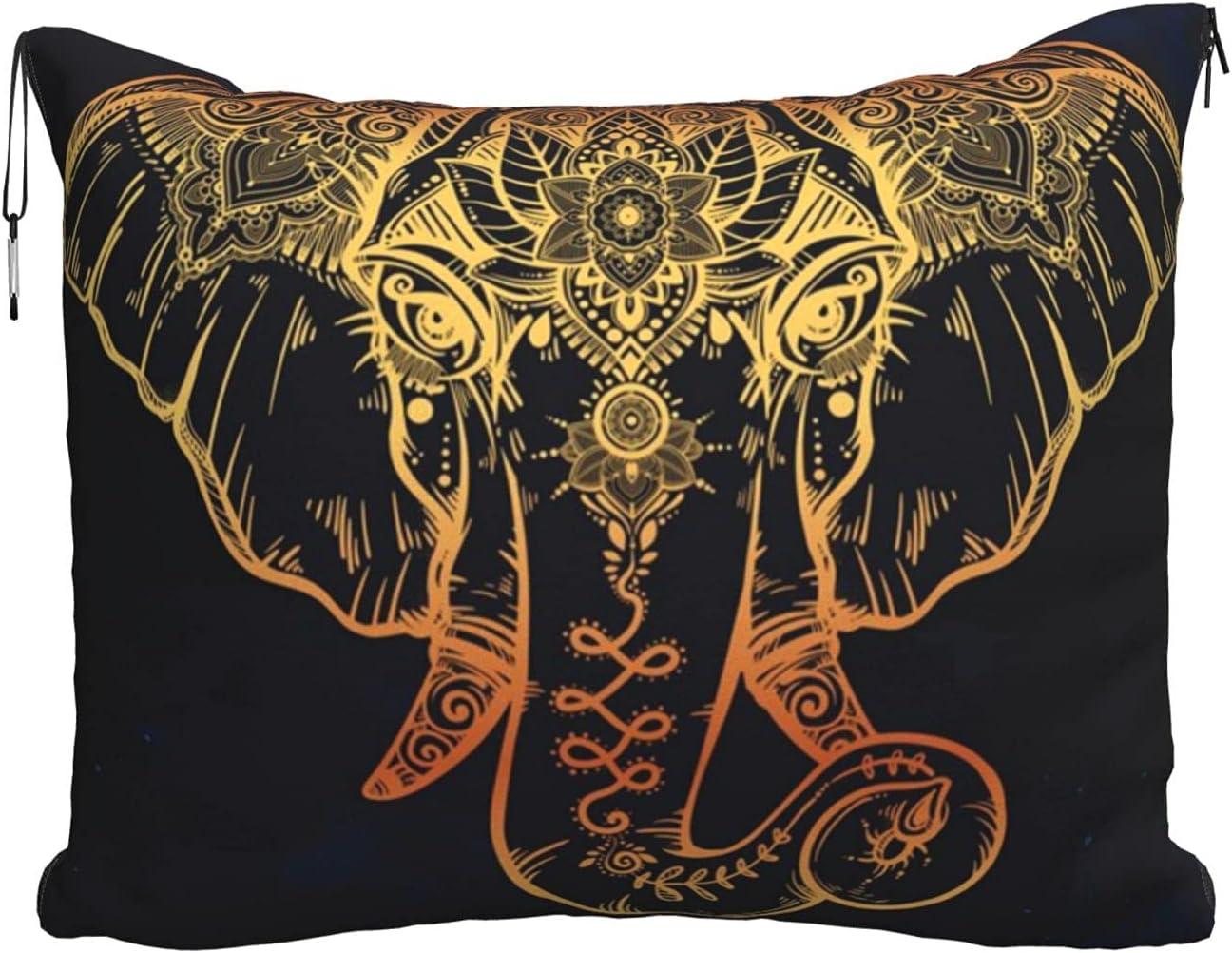 IGYoh The Discount is also underway Golden Elephant Memphis Mall Premium Porta Compact Soft Lightweight