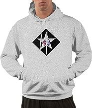 6th Marine Regiment Men's Hoodies Hooded Sweatshirt with Pocket