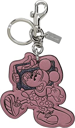 Boxed Minnie Mouse Boombox Bag Charm ©Disney x COACH
