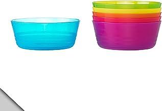 IKEA – KALAS Bowl, Assorted Colors ( 2 sets of 6)
