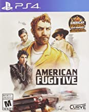 American Fugitive - PlayStation 4