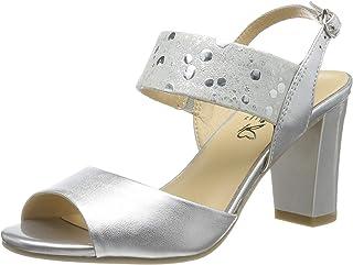 0e23a301b735c CAPRICE Women's Andrea Ankle Strap Sandals