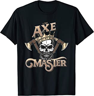 Axe Master for Axe Throwing Bars, for men and women