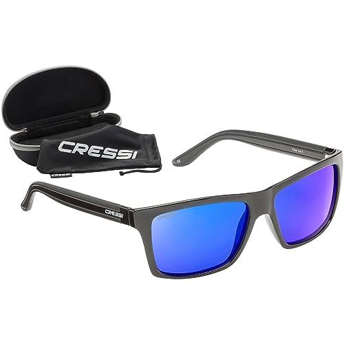 095d5934e0 Cressi Rio - Premium Sport Sunglasses Polarized Lens 100 Percent UV  Protection