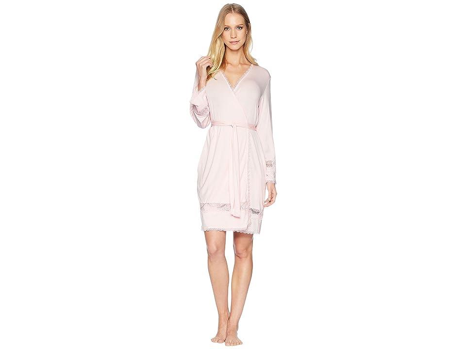 UGG Cosima Embellished Robe (Seashell Pink) Women