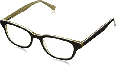 A.J. Morgan Women's Old School Rectangular Reading Glasses