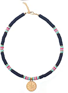 Alwan Surfer Necklace - EE3989NBATUR
