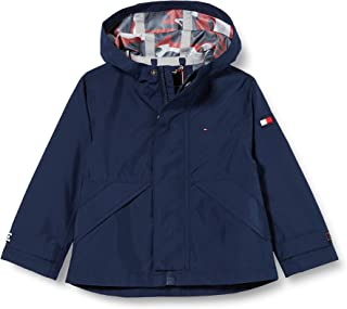 Tommy Hilfiger Hooded Tech Coat Abrigo para Niños
