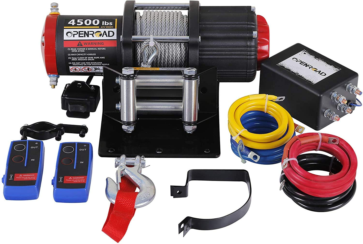 thegymyarraville.com.au DC 12V Wireless Winch for Towing Off Road ...