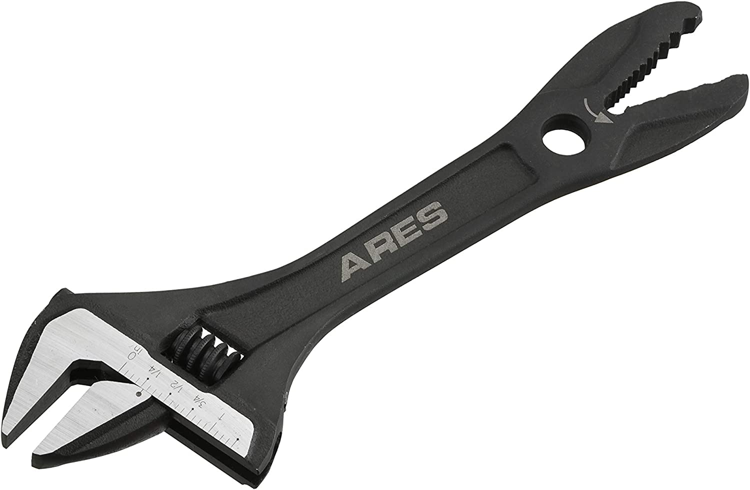 ARES 79007 - 8-Inch Year-end gift Adjustable 4-Inch Alligator Jaw Price reduction Wrench 1