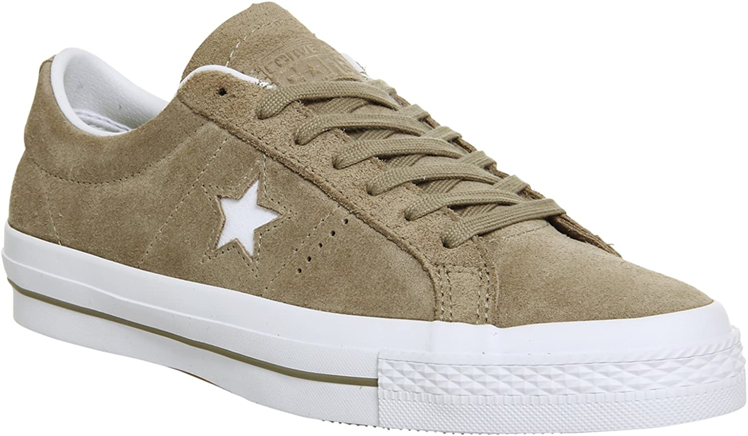 Converse Adults' Cons One Star Suede Ox Trainers