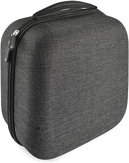 Geekria UltraShell Headphone Case for Sennheiser HD800 S, HD700, HD650, HD600, Beyerdynamic T1, DT1990 pro, DT1770 pro, DT880, ATH W3000ANV, W5000, Full Size Hard Shell Large Headset Carrying Case