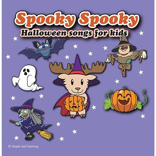 Halloween Songs.Spooky Spooky Halloween Songs For Kids