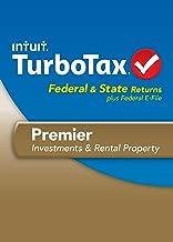 TurboTax Premier Mac Fed + Efile + State 2013 OLD VERSION