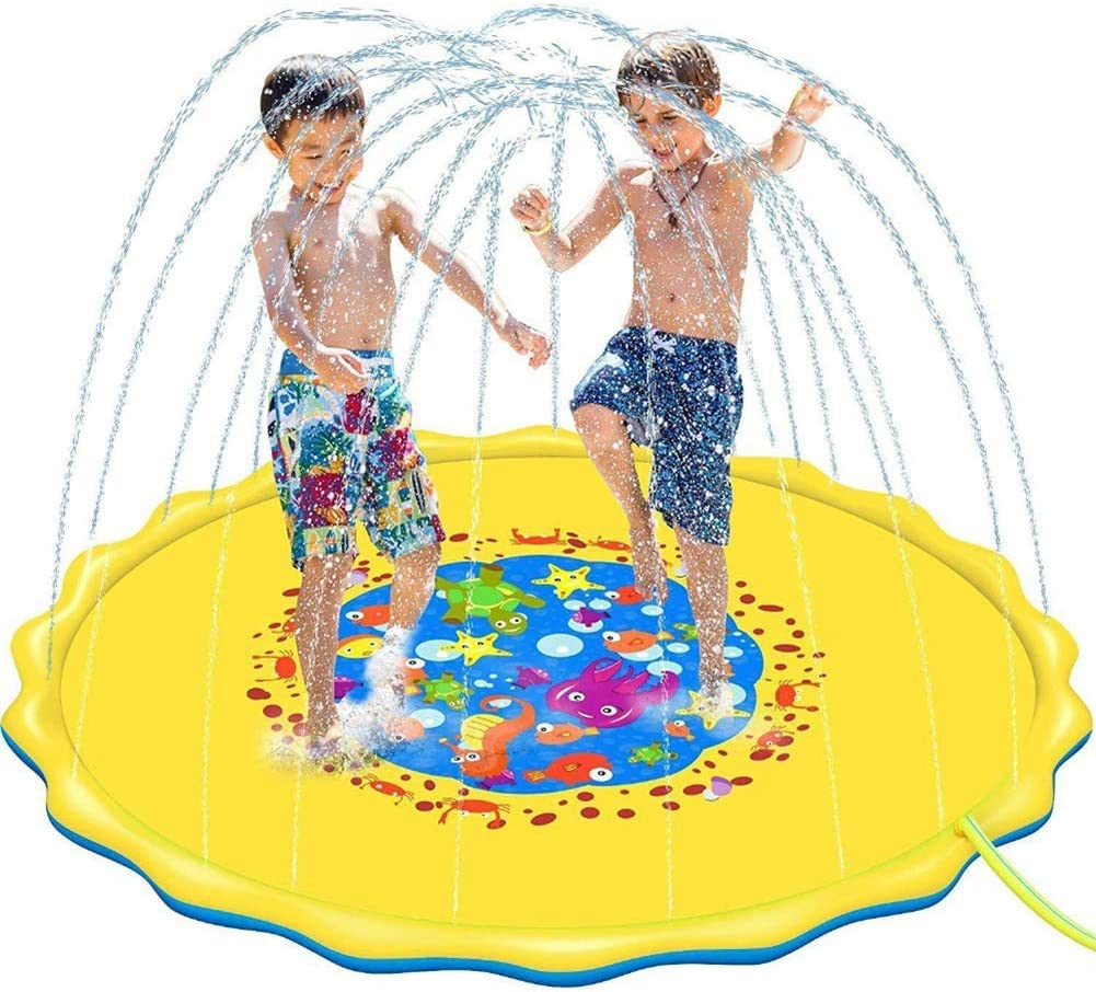 ZHCHL Manufacturer regenerated product Toys Wading Pool for Outdoor In Pad Large Very popular Kids Splash