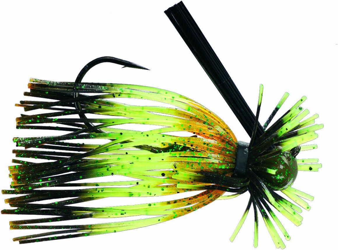 Strike King Tour Grade Finesse Football Jig 1//4 or 3//8 oz Bass Fishing Lure