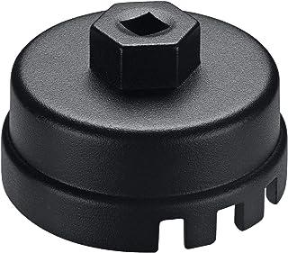 per Auto Drive Remover Tool Fifet Filtro dellolio Chiave cap 76 x 14 mm