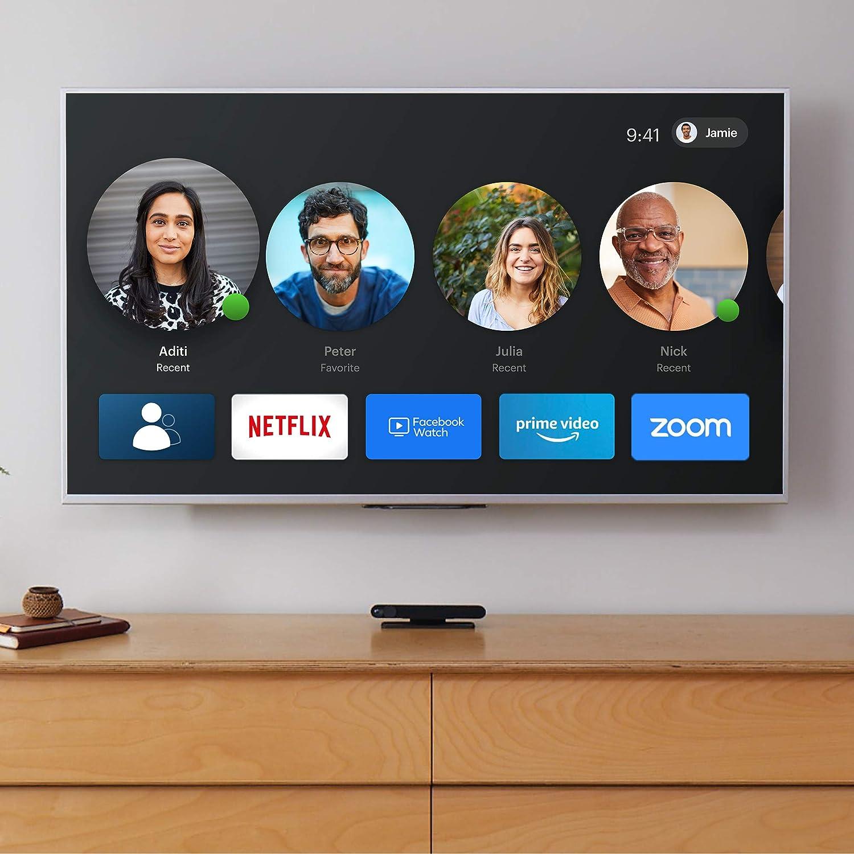 Amazon.com: Facebook Portal TV - Smart Video Calling on Your TV